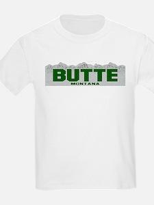 Butte, Montana T-Shirt