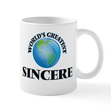 World's Greatest Sincere Mugs