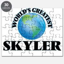 World's Greatest Skyler Puzzle