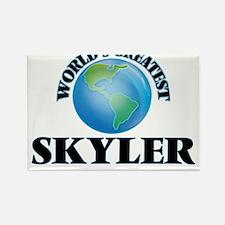 World's Greatest Skyler Magnets