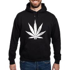 Marijuana Leaf Hoody