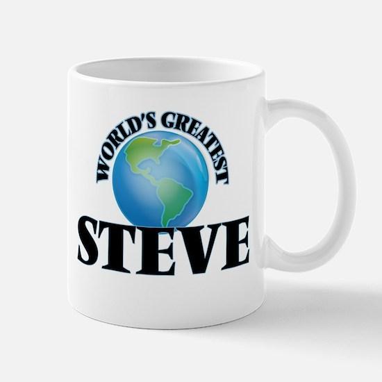 World's Greatest Steve Mugs