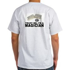 Got Magic Ash Grey T-Shirt