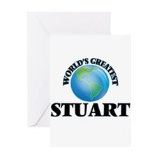 World's Greatest Stuart Greeting Cards