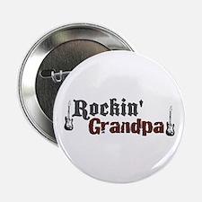 Rockin Grandpa Button