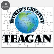 World's Greatest Teagan Puzzle