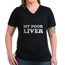 My Poor Liver T-Shirt