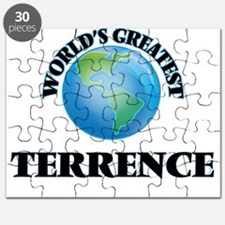 World's Greatest Terrence Puzzle