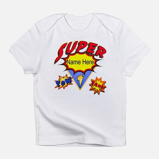 Superhero Comic Book Infant T-Shirt