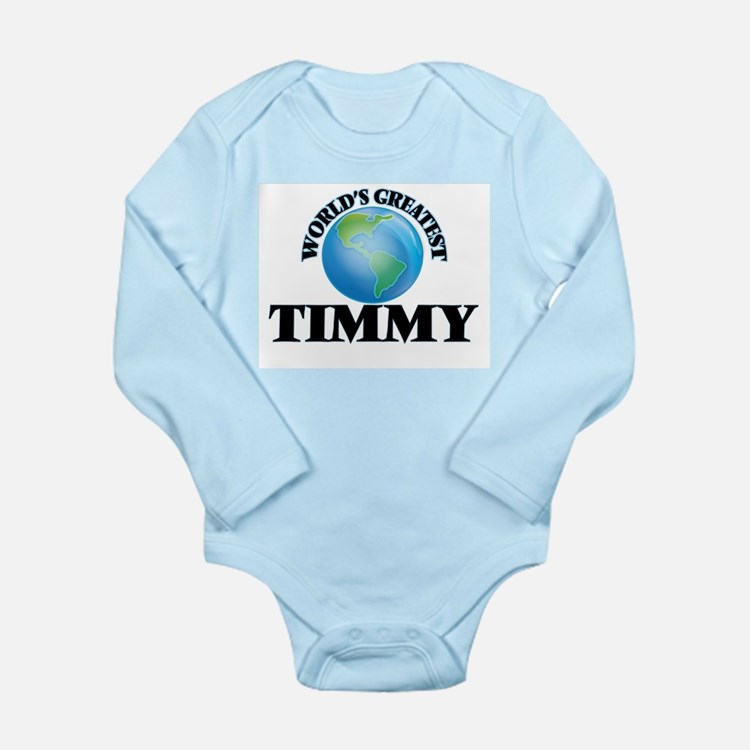 World's Greatest Timmy Body Suit