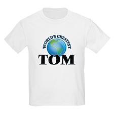World's Greatest Tom T-Shirt