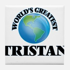 World's Greatest Tristan Tile Coaster