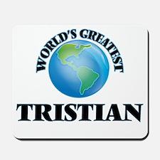 World's Greatest Tristian Mousepad