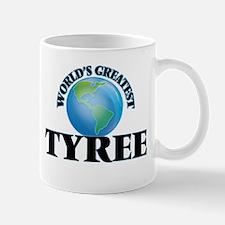World's Greatest Tyree Mugs