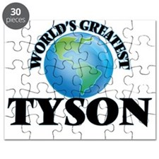 World's Greatest Tyson Puzzle