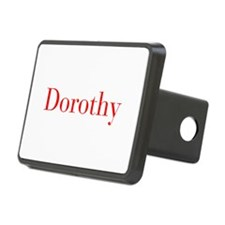 Dorothy-bod red Hitch Cover