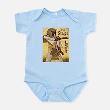 Exit Stage Left Infant Bodysuit