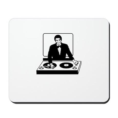 dj geek Mousepad