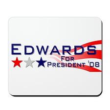 ::: John Edwards - Stripes ::: Mousepad