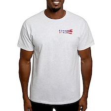 ::: John Edwards - Stripes ::: T-Shirt