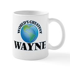 World's Greatest Wayne Mugs
