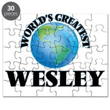 World's Greatest Wesley Puzzle