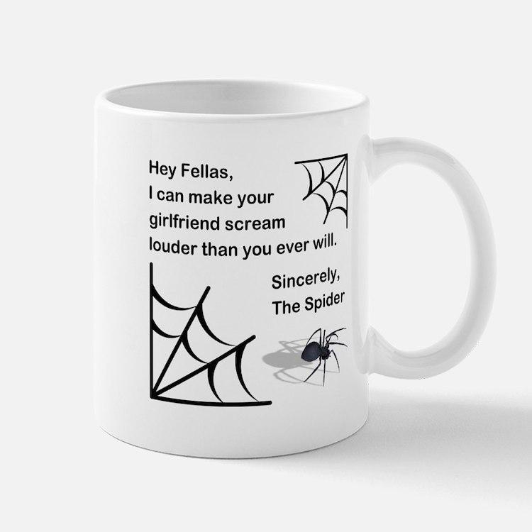 HEY FELLAS Mug