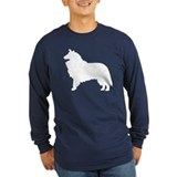 Rough collie Long Sleeve T Shirts