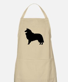 Collie Dog Breed BBQ Apron