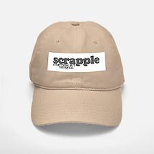 Scrapple Squeal Baseball Baseball Cap