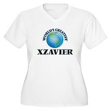 World's Greatest Xzavier Plus Size T-Shirt