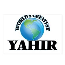 World's Greatest Yahir Postcards (Package of 8)