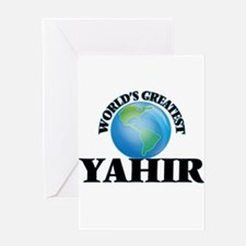 World's Greatest Yahir Greeting Cards