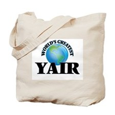 World's Greatest Yair Tote Bag