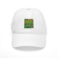 Gone Green Baseball Cap