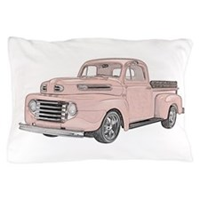 1950 Ford F1 Pillow Case