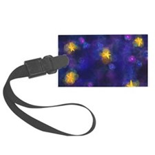 Stary Sky Luggage Tag