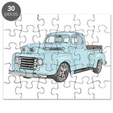1950 Ford F1 Puzzle