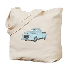 1950 Ford F1 Tote Bag