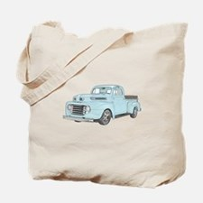 1950 Ford F1 Tote Bag