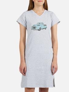 1950 Ford F1 Women's Nightshirt