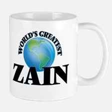 World's Greatest Zain Mugs