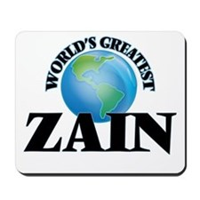 World's Greatest Zain Mousepad