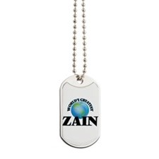 World's Greatest Zain Dog Tags