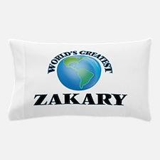 World's Greatest Zakary Pillow Case