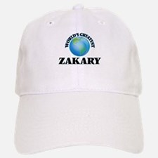 World's Greatest Zakary Baseball Baseball Cap