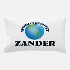World's Greatest Zander Pillow Case