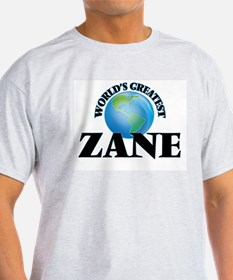 World's Greatest Zane T-Shirt