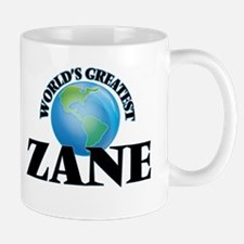 World's Greatest Zane Mugs