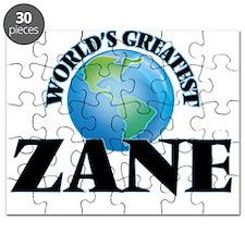 World's Greatest Zane Puzzle